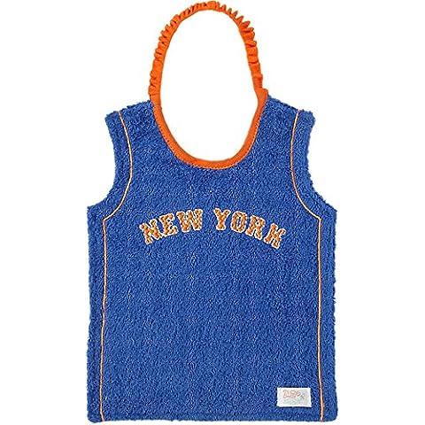 Zigozago - Bavaglino Maglia Basket New York; Chiusura: Elastico; Taglia: Unica