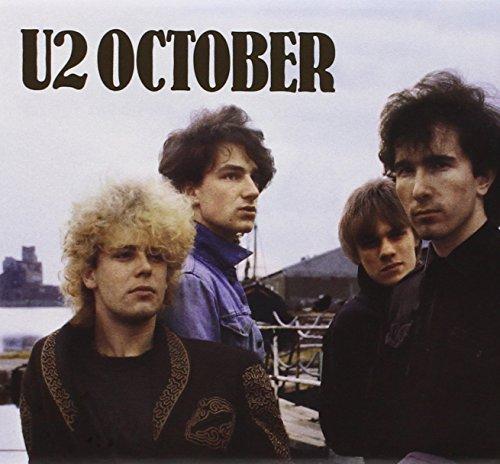 October (Deluxe Edt.) (U2-october-cd)