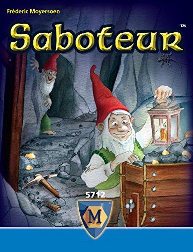 MayFair Games Saboteur Card Game