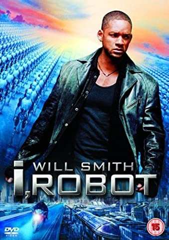 I, Robot [DVD] by Will Smith