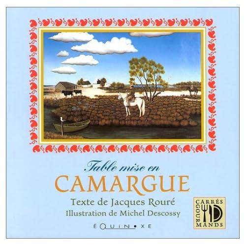 Table mise en Camargue