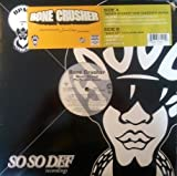 Never Scared (The Takeover Remix) / Back Up [Vinyl Single 12'']