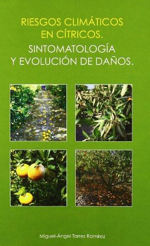 Riesgos climáticos en cítricos: Sintomatología y evolución de daños por Miguel-Ángel TORRES RAMÍREZ