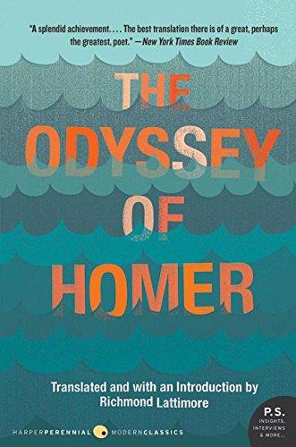 Odyssey of Homer, The (Harper Perennial Modern Classics) por Richmond Lattimore