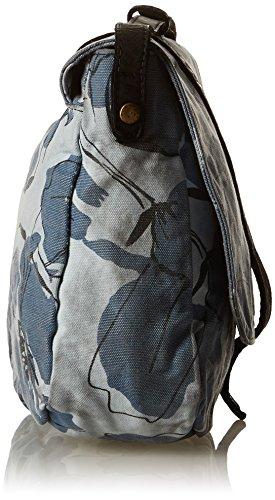 Timberland Tb0m5384, Sacs bandoulière Multicolore (Stone Blue)