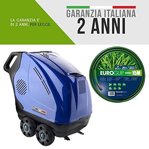 Blue Clean 5670 - Hidrolimpiadora de agua caliente