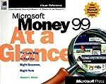 Microsoft Money 99 at a Glance by Ste...