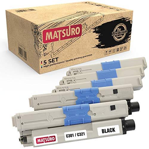 Matsuro Original   Compatible Cartucho Toner Reemplazo