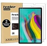 VGUARD [Pack de 2] Verre Trempé pour Samsung Galaxy Tab S5e 10.5 Pouces (SM-T720 / SM-T725), Film Protection en Verre trempé écran Protecteur Vitre - Anti Rayures - Ultra Résistant Dureté 9H