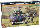 Mistercraft D-152 - Modellbausatz Mi-2T Commandos Transport