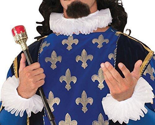 ce Kragen / Manschette Satz elisabethanisch Shakespeare Kostüm Party Zubehör (Kragen Und Manschetten Kostüme)