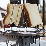 RanDal Barbecue Dish Pot Kohlenstoffstahl Druckguss Omelettpfanne - Schwarz