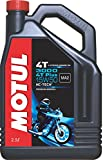 #10: Motul 3000 4T Plus 15W50 API SM HC Tech Engine Oil for Royal Enfield Bullets (2.5 L)