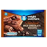 Weight Watchers Schokolade Biscuits 5 x 18g