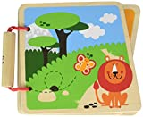 Hape-Wooden At The Zoo