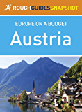 Rough Guides Snapshot Europe on a Budget: Austria (Rough Guide to...)