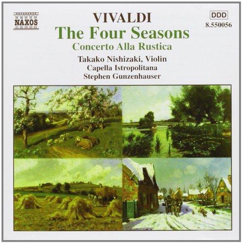 Vivaldi: The Four Season Test