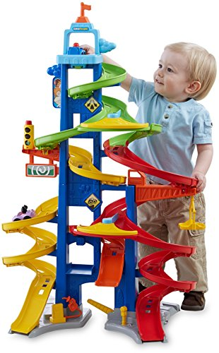 Fisher-Price Little People City Skyway by Fisher-Price