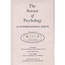 Science of Psychology: An Interbehavioral Survey