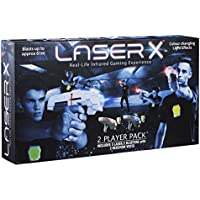 Laser X 88016 Two Player Gaming Set, 2units, 1 Unit