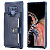 Best Blue Microphones Woodwinds - Case for Samsung Galaxy Note 9,WIWJ Slim-Fit Premium Review