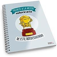 Missborderlike - Cuaderno anillas -Premio a la mejor veterinaria de este bordermundo