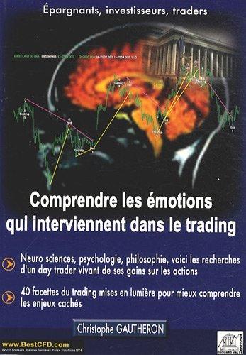 Comprendre les émotions qui interviennent dans le trading