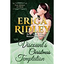 The Viscount's Christmas Temptation (Dukes of War Book 1) (English Edition)
