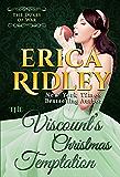 The Viscount's Christmas Temptation (Dukes of War Book 1)