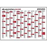 Calendario 2020 Settimanale Da Stampare.Calendari Annuali I Migliori Prodotti Del 2019 Confrontati