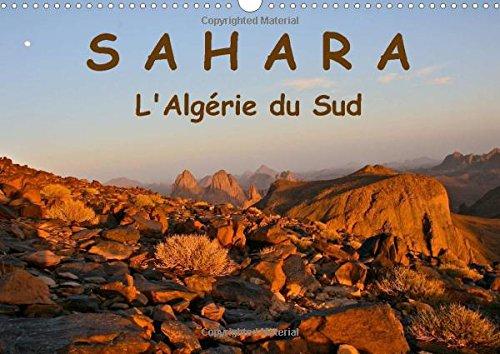 LE SAHARA L'Algérie du Sud (Calendrier mural 2015 DIN A3 horizontal) (Calvendo Places)