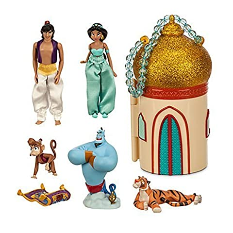 Officiel Disney Aladdin princesse Jasmine Mini Château Playset