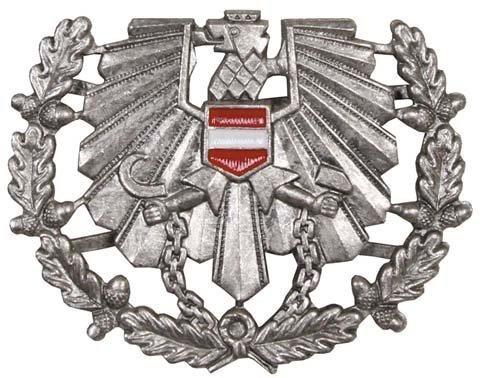 Preisvergleich Produktbild MFH sterr. BH Schirmmützen- abzeichen,  Heer,  neuwertig