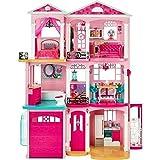 Barbie Traumvilla Kulisse