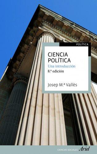 Ciencia política: una introducción (Ariel Social)