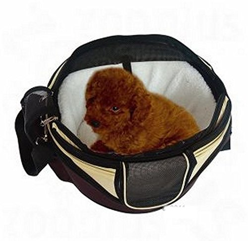 Elegant Innovative Round Hard Case Carrier Bag - Has A Variety Of Different Functions - Ideal For Large Cats & Small… 2