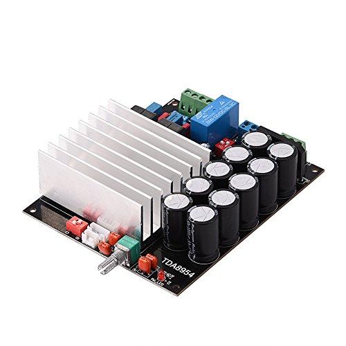 Zerone TDA8954audio amplificatore consiglio 210W + 210W Classe D digitale doppio canale Amp DIY Module