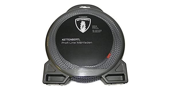 Mähfaden Trimmerfaden Kettenbertl Profi Line Platinum Edge 3,5 mm Spule