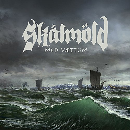 Skalmöld: Med Vaettum (Audio CD)
