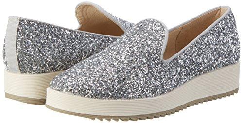Shoes Pu 15bu0091 Buffalo Mocassini Glitter Donna zd0z1q