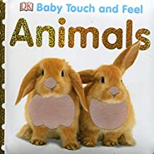 DK - Baby Touch and Feel Animals