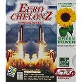 GKI Euro Chelonz Table Tennis Rubber