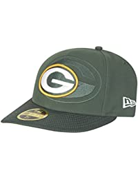 New Era 59 FIFTY gorra NFL en campo diseño perfil bajo Gorra oficial con  gorro de 87fd6145aab