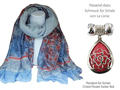 La Loria - Foulard - Femme red