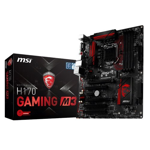 MSI 7978-015R Gaming M3 Intel H170 S1151 Retail