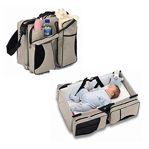 Thee organizer da viaggio satchel borsa fasciatoio mummy bag outdoor portatile pieghevole lettino