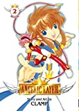 Angelic Layer Volume 2 (Angelic Layer (Dark Horse Manga)) by Clamp (2013-04-09)
