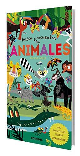 Busca y encuentra los ANIMALES por Libby Walden