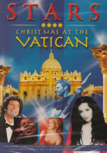 Stars - Christmas At The Vatikan (Bryan Adams - Tom Jones - Sarah Brightman ua)