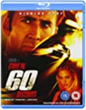 Gone in Sixty Seconds [Blu-ray]